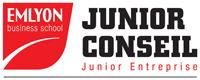Logo Junior-Entreprise EMLYON Junior Conseil