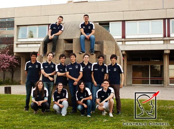 Equipe Junior-Entreprise Centrale Conseil