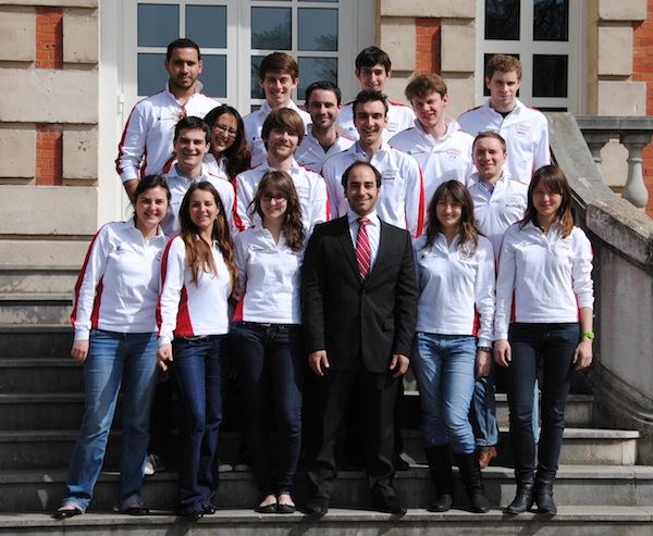Equipe Junior-Entreprise Alteo Conseil