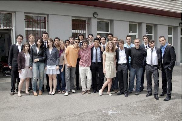 Equipe Junior-Entreprise ETIC INSA Technologies