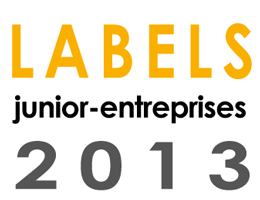 Les Junior Entreprises finalistes des labels 2013 Junior Entreprise