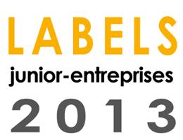 Les Junior Entreprises finalistes des labels 2013 Junior Entreprise