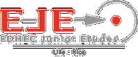 Logo EDHEC Junior Etudes, Junior-Entreprise de l'EDHEC