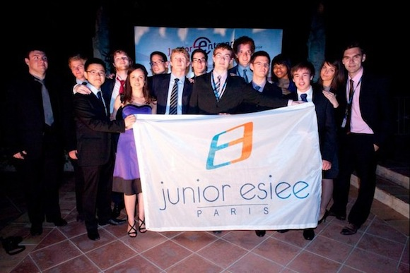 Equipe Junior-Entreprise Junior ESIEE