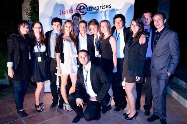 Equipe Junior-Entreprise Skema Conseil CNE 2011